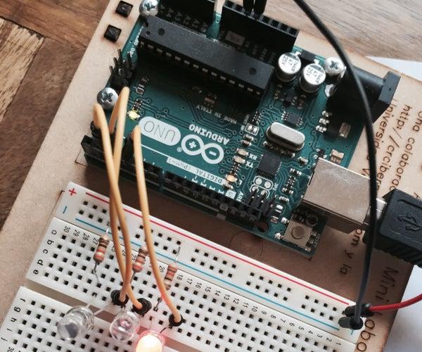 C/C++ En Arduino: Ciclos While