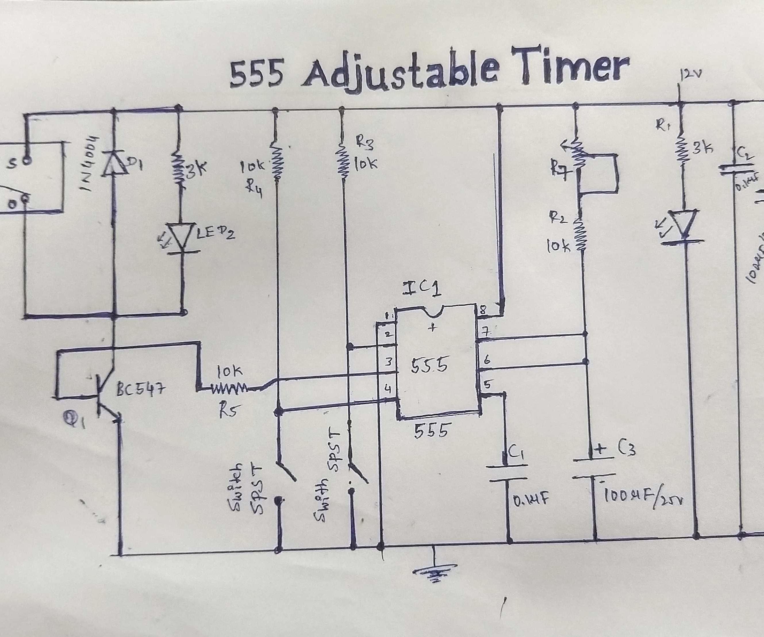 555 TIMER (Part-1)