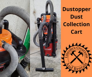 Super Easy Dust Collection System