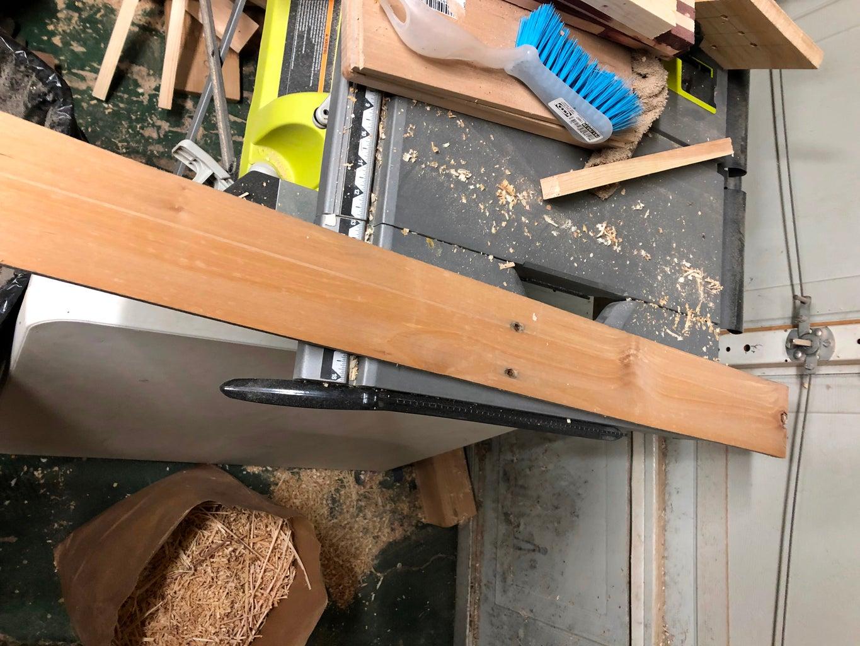 Prepare Your Wood