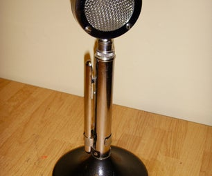Ultimate Computer Microphone Conversion