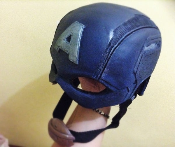Captain America Stealth Helmet