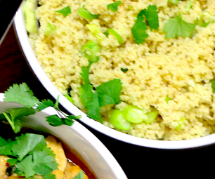 No Fuss Couscous | Simple | Cooking With Benji