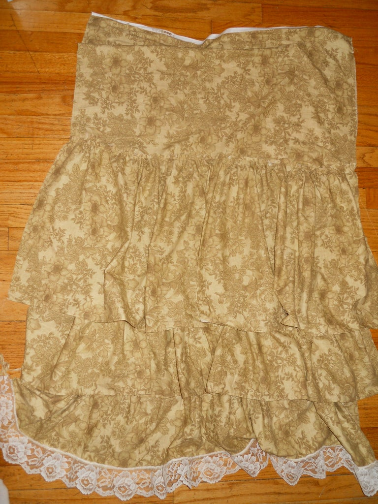The Petticoat (Skirt)