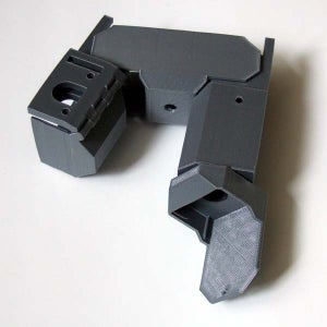 3D Printing the Robot Arm