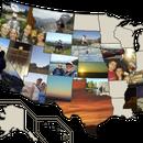 United States Photo Map