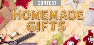 Homemade Gifts Contest 2015