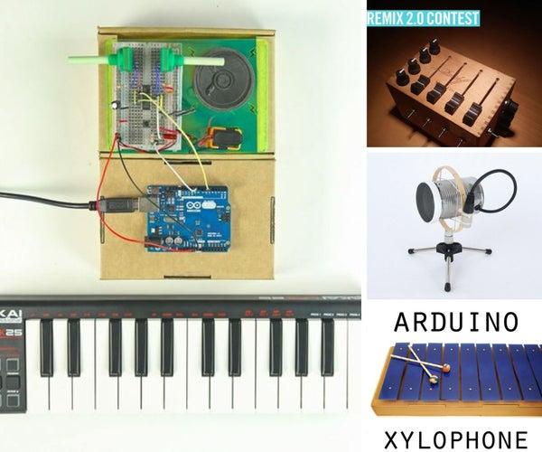 Synths & Midi