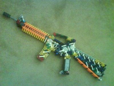 My Knex M16A4