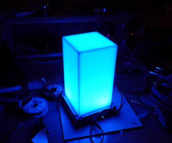 LED Ambient Lamp