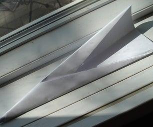 Glider Dart Airplane