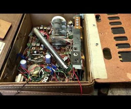 Converting a Radio Into a Retro Bluetooth Speaker