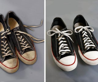 How to Clean and Restore Converse Shoes