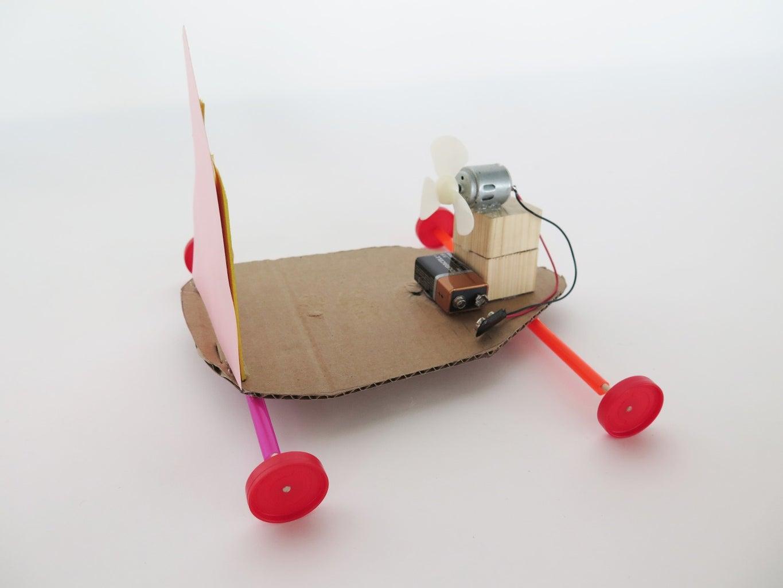 Self-Defeating Car Vs. Self-Successful Car