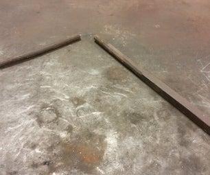 Repair Broken Pry-bar
