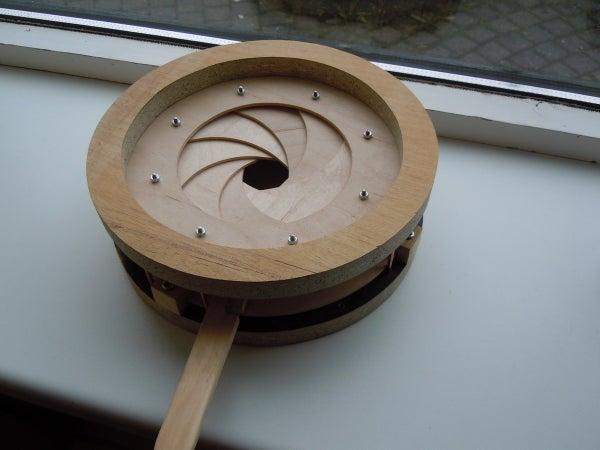 Wooden Aperture