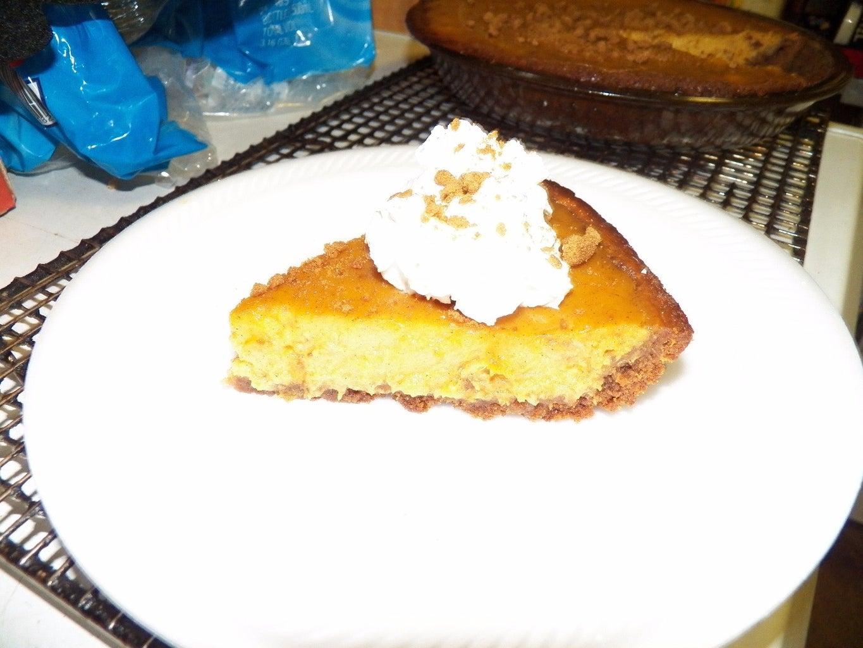 Pumpkin Pie From Scratch