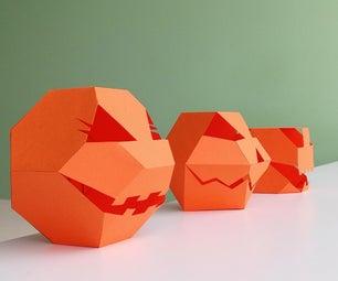 需要更多的jack-o-lanterns?也许阿基米德会帮助我们?