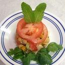 Fresh Veggie Tart