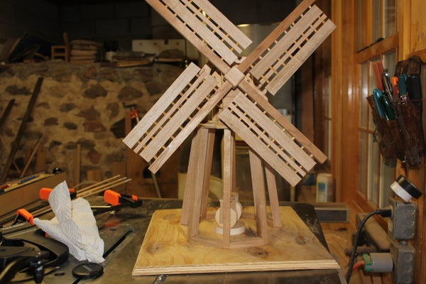 Building a Windmill