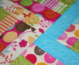 Quilt-As-You-Go Quilt