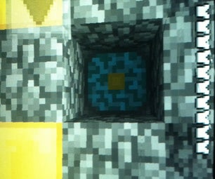 How to Build Nether Portal for Minecraft PE