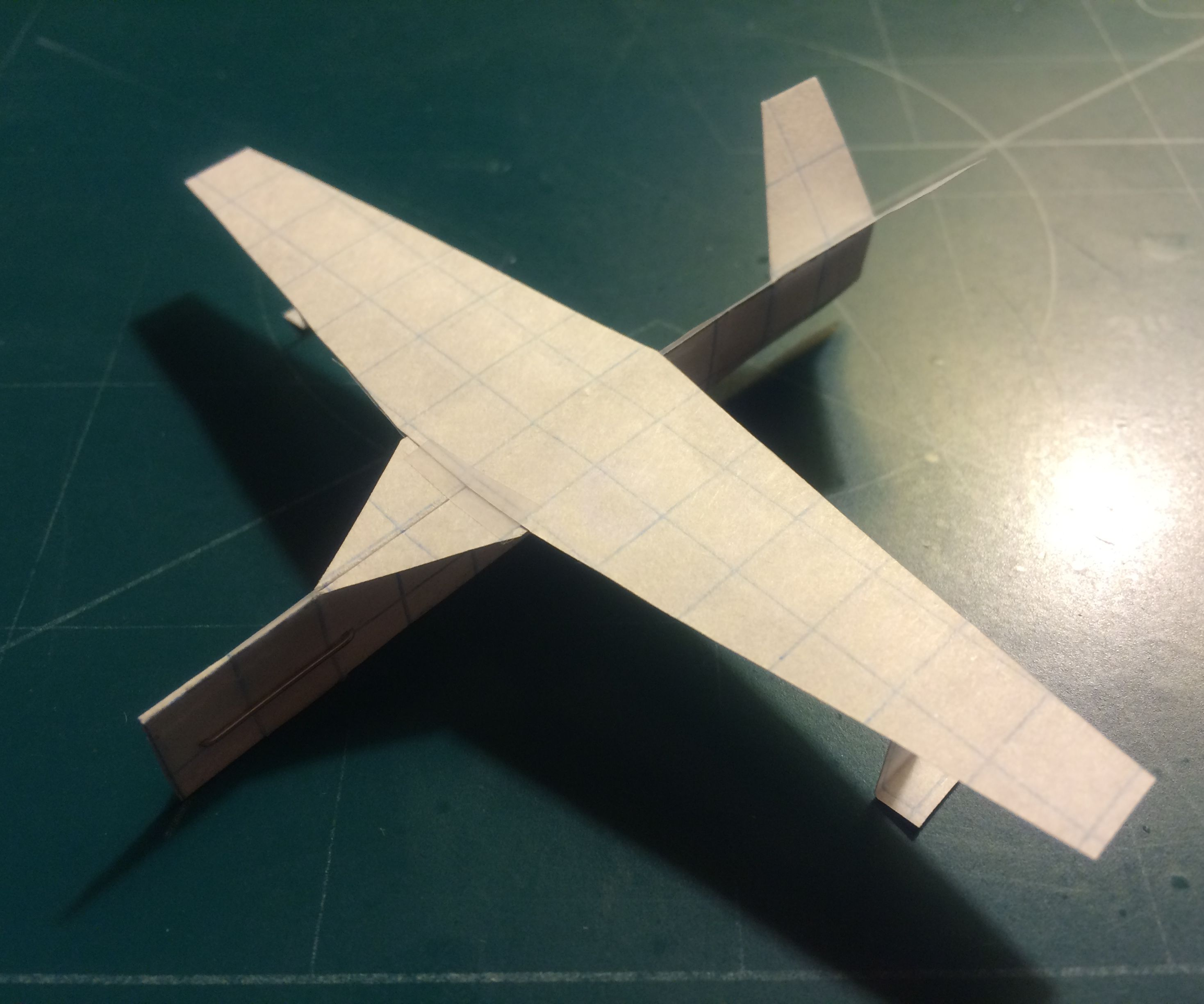 How To Make The Super SkyTraveler Paper Airplane