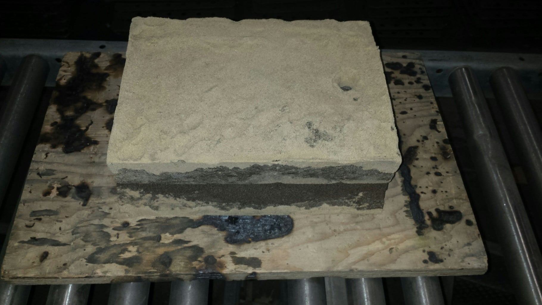 Making the Molds