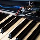 MuseScore+Arduino+LEDs+MIDI = Piano Tutor