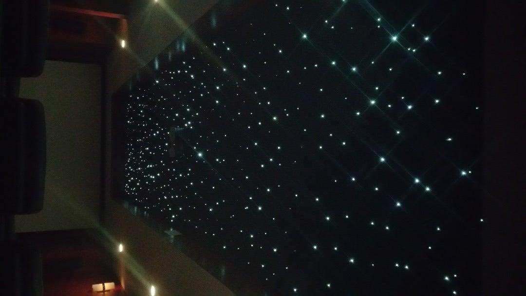 Fiber Optic Panel Star Ceiling