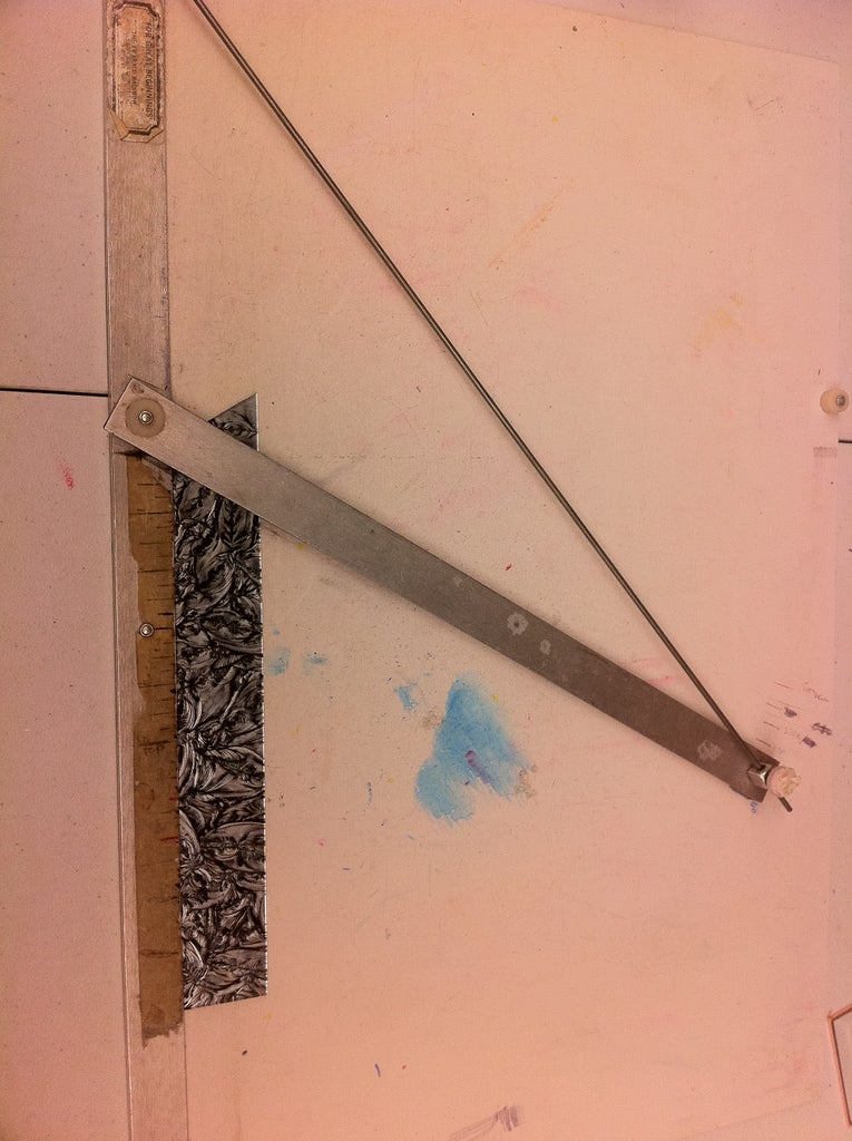 Preparing the Stained-Glass Triangles