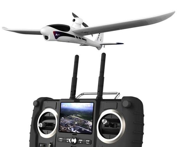 DAS System for UAV Using Linkit One