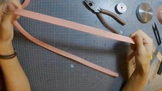 Making a Shoulder Strap