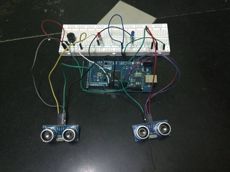 Arduino Hands-free Buzzer