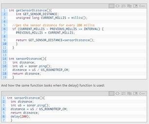 Multitasking on Arduino: Use MILLIS() Instead DELAY()