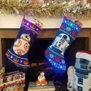 Gesture Controlled Star Wars Stocking