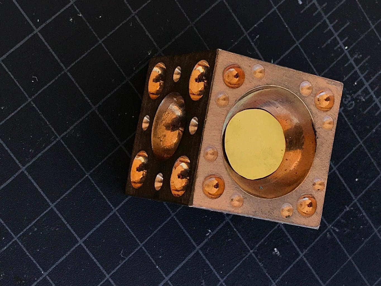 Prepare Brass Shielding