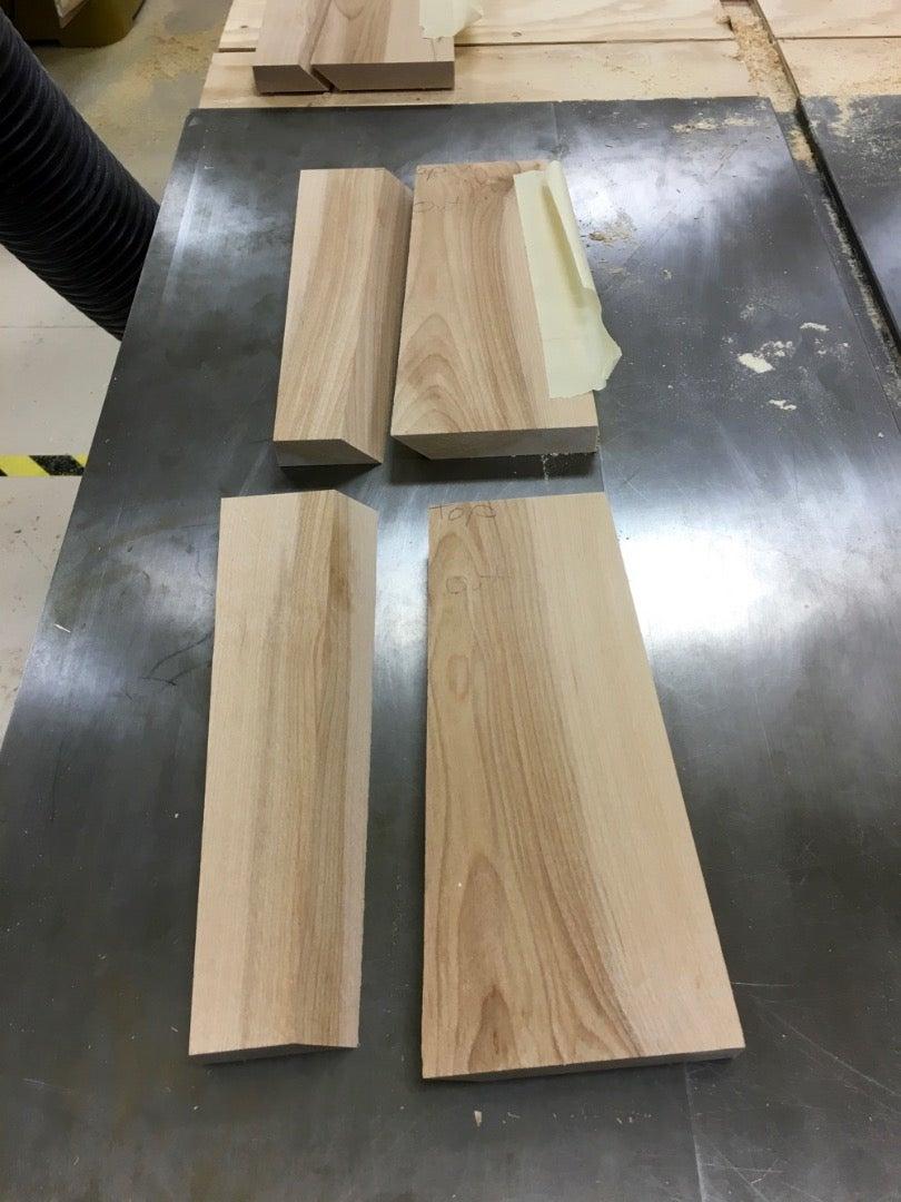 Cut the Left Taper
