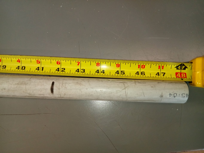 Measurements of the PVC