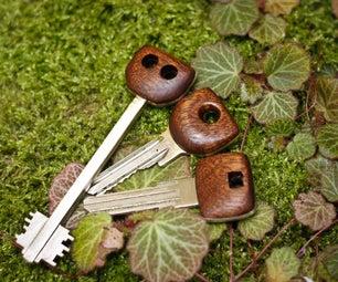 Wood Key-grip