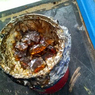 Making Pine Rosin