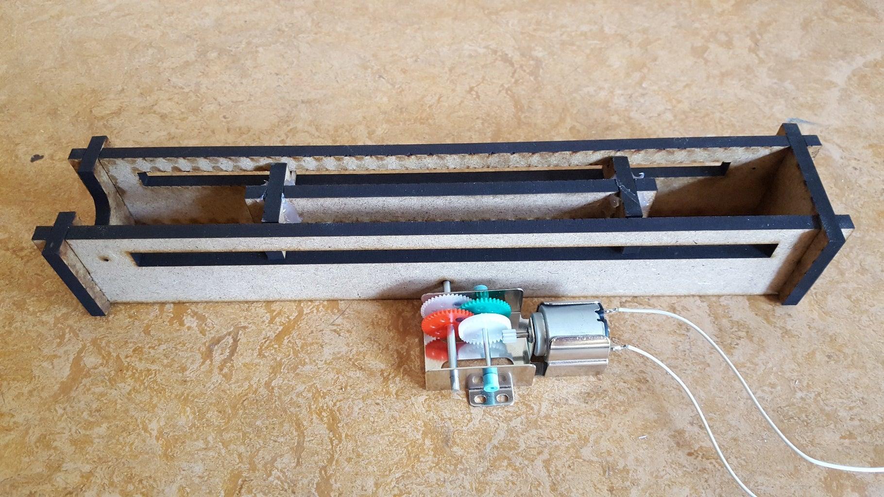 Step 4: Pump Box