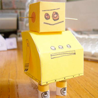Instructables Robot Projects