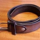 Favourite Belt Buckle Repair