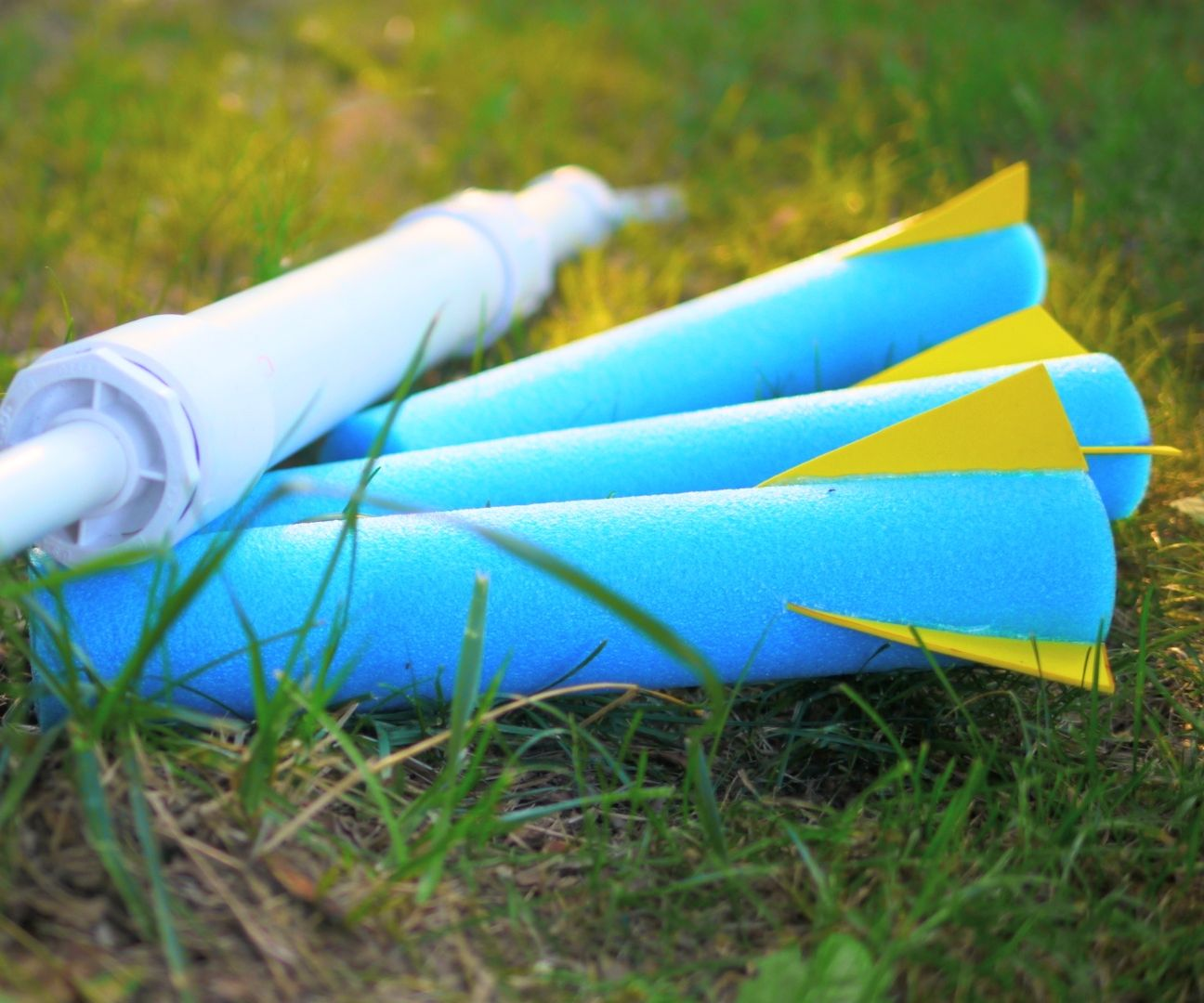 How To Make A Nerf Style Artillery Launcher