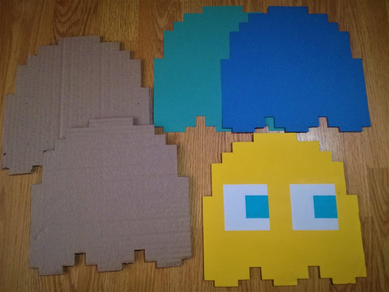 Cut & Glue the Items