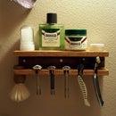 Shaving Kit Shelf