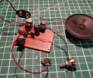 LM386 Small Amplifier