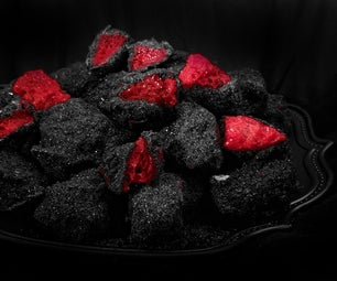 Edible Cinnamon Embers