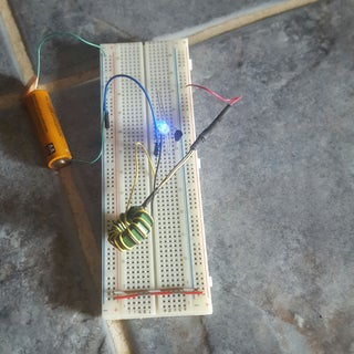 Make a Joule Thief
